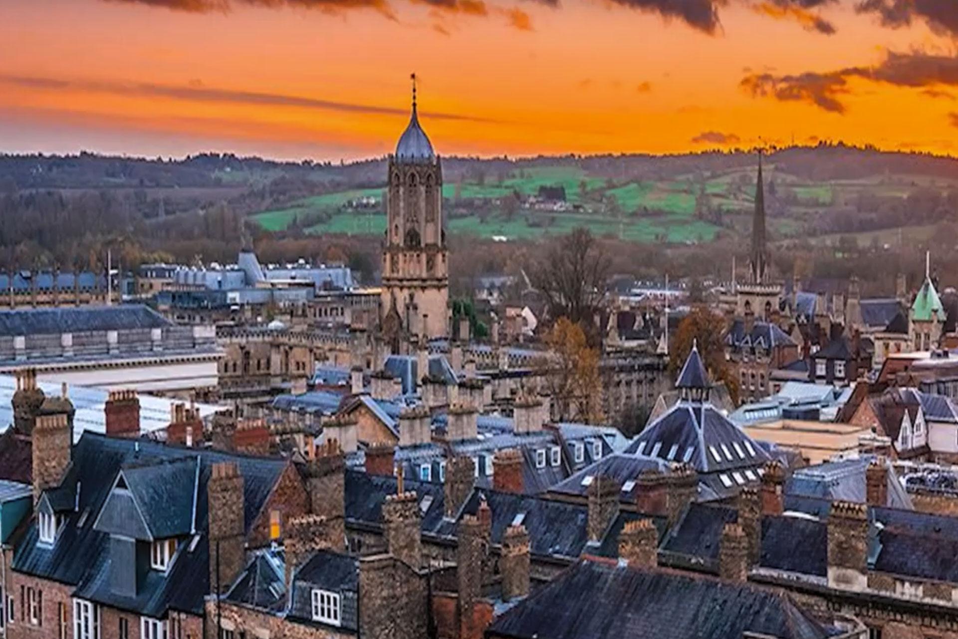 Oxford Sertifikaları