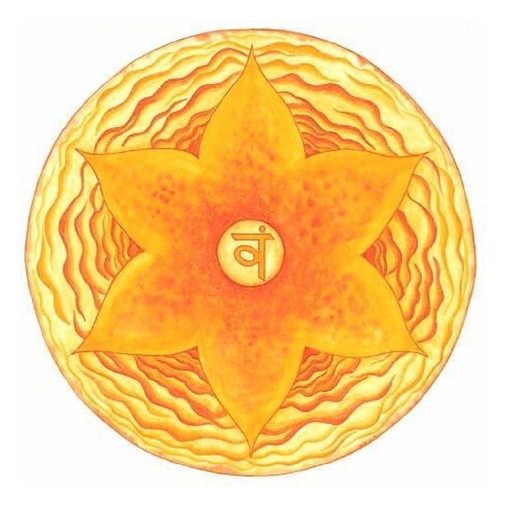 İkinci Çakra : Svadhisthana